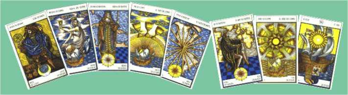 Sudbinske Karte - Tarot